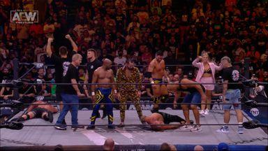 UFC's Masvidal attacks Chris Jericho in AEW!