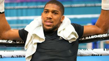 Macklin: AJ v Usyk could be a like chess game