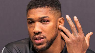 AJ: I'd fight Fury, Wilder without belts