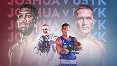 Joshua vs Usyk: Fight predictions
