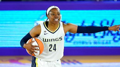 WNBA: Sparks 84-87 Wings