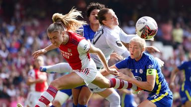 WSL MNF: Arsenal or Chelsea - which squad is better?