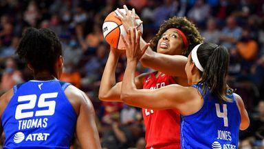 WNBA: Dream 64-84 Sun