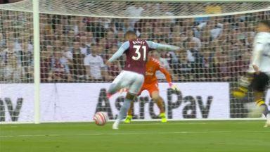 Bailey rocket puts Villa three ahead