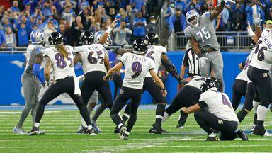 Ravens' Tucker hits longest FG in NFL history