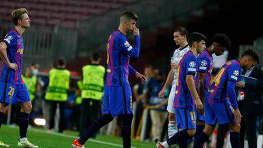 Are Barcelona in the La Liga title race?