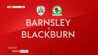 Barnsley 0-0 Blackburn