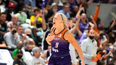 Thursday's WNBA Plays of the Night