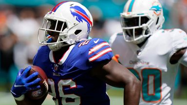 Singletary can't be caught on 46-yard TD sprint