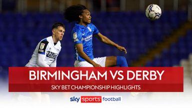 Birmingham 2-0 Derby