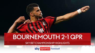 Bournemouth 2-1 QPR