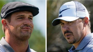 Will Koepka, DeChambeau be paired together?