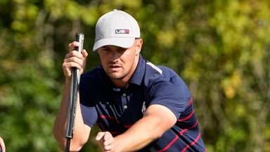 Ryder Cup: Day two highlights