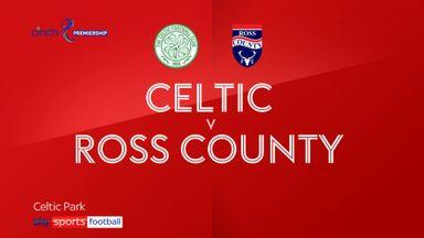 Celtic 3-0 Ross County