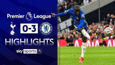 Chelsea comfortably beat lacklustre Spurs
