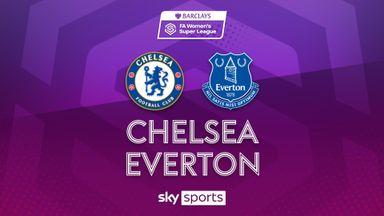WSL: Chelsea 4-0 Everton