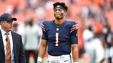 King: Fields will struggle with Bears' defense