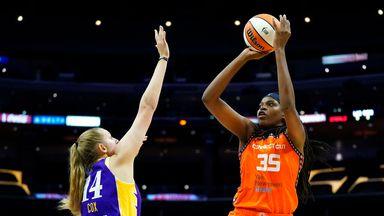 WNBA: Sun 75-57 Sparks