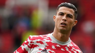 Smith: Really exciting to face Ronaldo