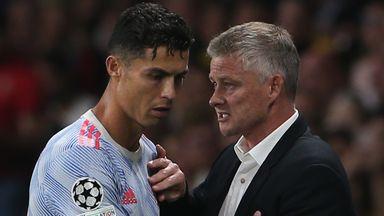 Ole: I will need to rest Ronaldo