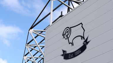 Administrators: Derby have a 'viable future'