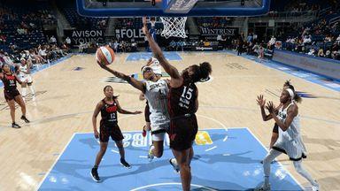 WNBA: Fever 87-98 Sky