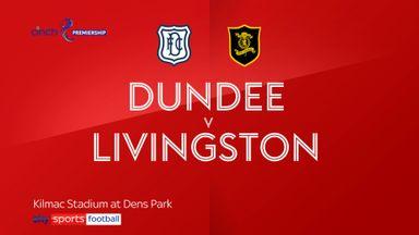 Dundee 0-0 Livingston