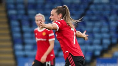 Inside The WSL: Top five goals of the week