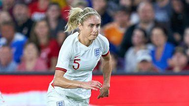 Houghton: Fresh start for England