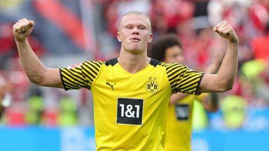 Haaland, Sane & more I Bundesliga MW5 top five goals
