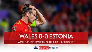 Wales 0-0 Estonia