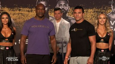 Holyfield: It'll be hard to outbox me