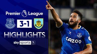 Townsend stunner helps Everton past Burnley