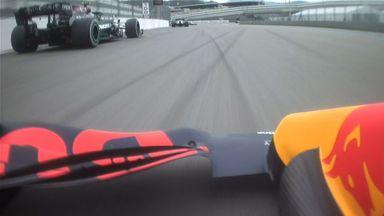Great move from Verstappen on Bottas