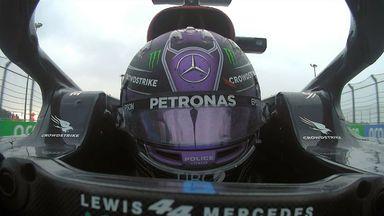 Hamilton claims 100th F1 victory