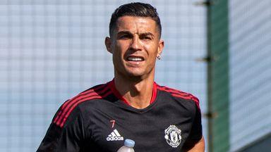 Bruce: We're ready for Ronaldo 'carnival'