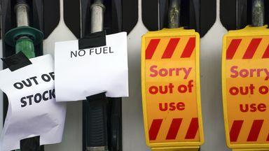 Non-league games postponed amid fuel crisis