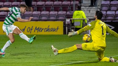 Scottish Prem Saves of the Month: August
