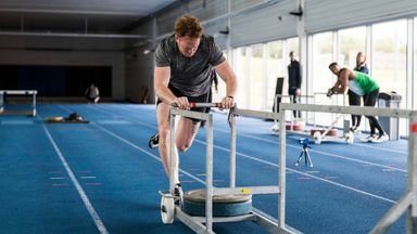 Rutherford excited by new Bobsleigh challenge