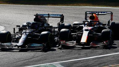 Brundle predicts more Lewis vs Max battles