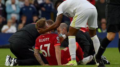 Klopp: Elliott to have surgery on Tuesday