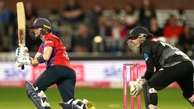 England vs NZ: Third T20I highlights