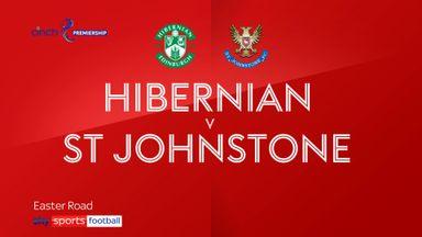 Hibernian 1-0 St Johnstone