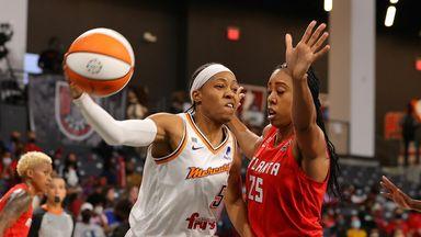 WNBA: Mercury 76-75 Dream