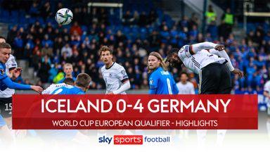 Iceland 0-4 Germany