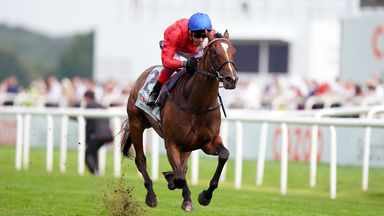 Dettori: I can't wait for Inspiral next year