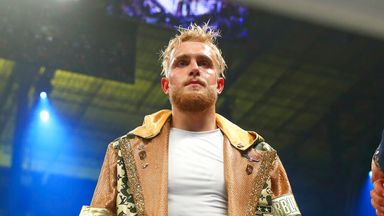 'Jake Paul right, fighters don't get paid enough'