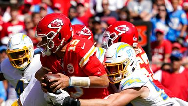 Highlights: Chargers 30-24 Chiefs