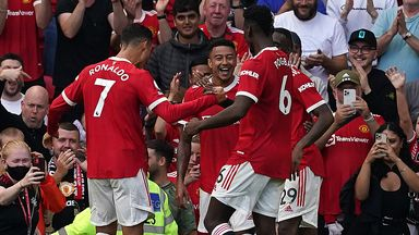 Gillette Precision Play: Lingard's clinical finish