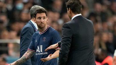 'Pochettino took big gamble taking Messi off'